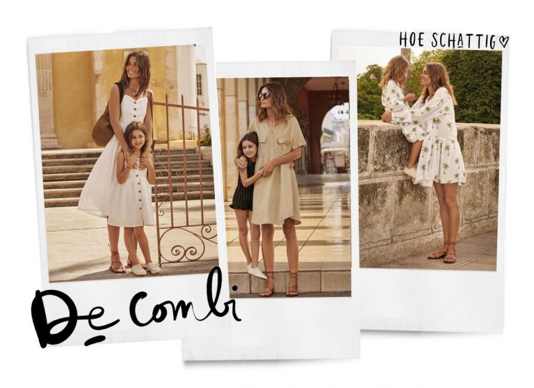 Sneak peek: H&M lanceert matching mini-me-collectie