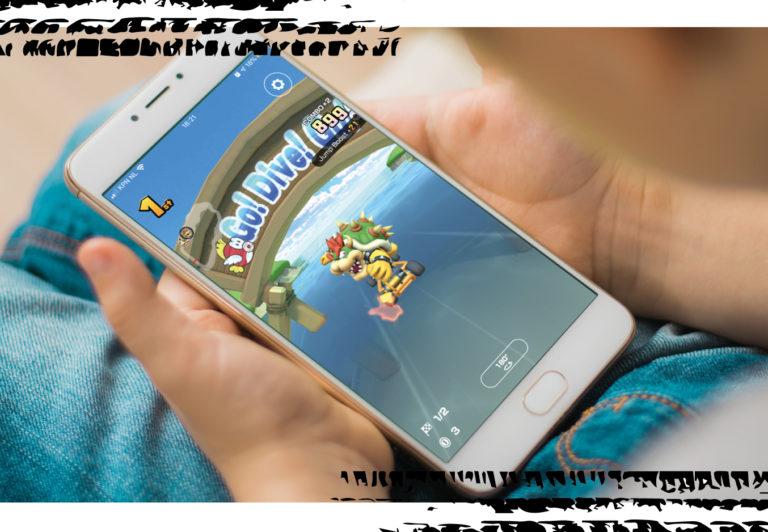 Verslavend maar oh zo leuk: Mario Kart is beschikbaar als game op je telefoon