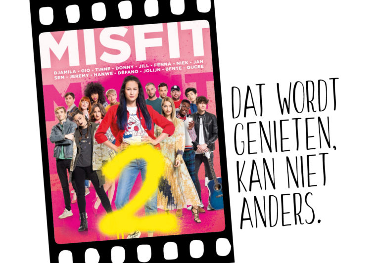 Misfit 2 is nú in de bioscoop en is nu al onze favo