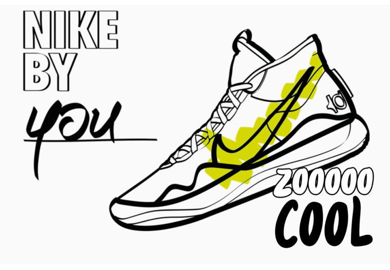 Je kan nu je eigen Nike-sportschoen customizen en de opties zijn te leuk