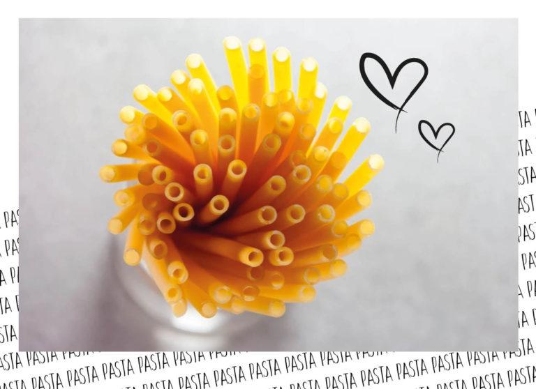 Handig, leuk én plasticvrij: rietjes van pasta zijn het nieuwste musthave item