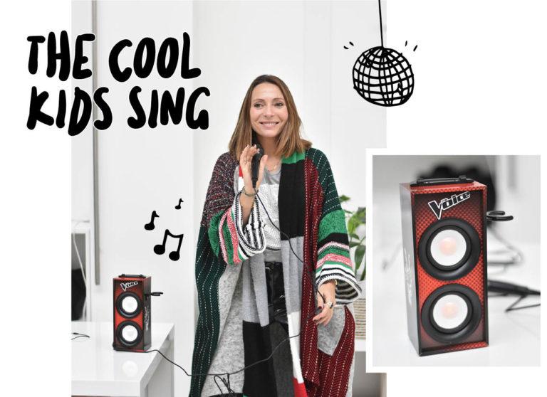 Deze karaokeset van The Voice wil je