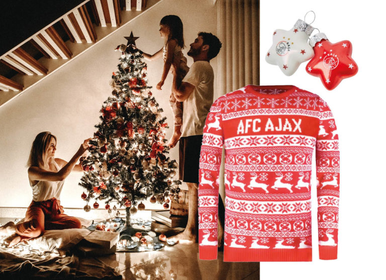 Hebben, hebben, hebben: de Ajax kerstcollectie
