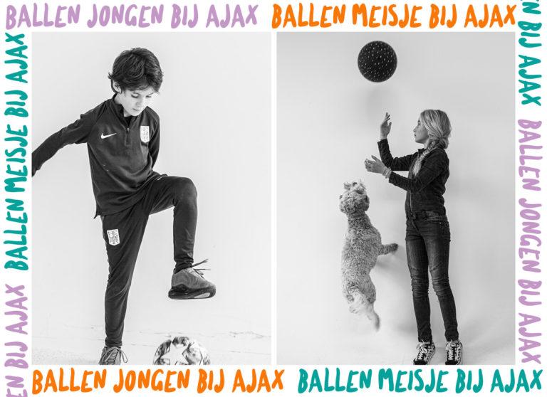 Ajax is op zoek naar nieuwe ballenjongens en -meisjes en je kan je nú opgeven