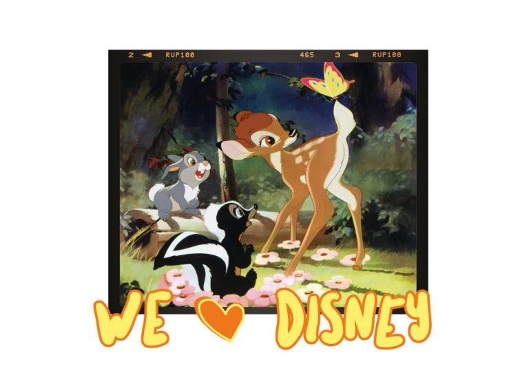 Jaaaa, er komt een live action versie van Disney's Bambi