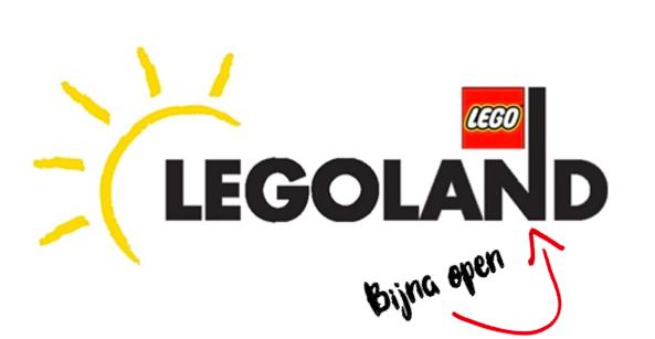 Jaaaa, het Legoland Discovery Centre in Scheveningen is vanaf 7 mei open