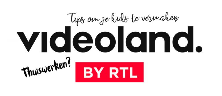 Thuiswerken met kids? Videoland helpt je erbij