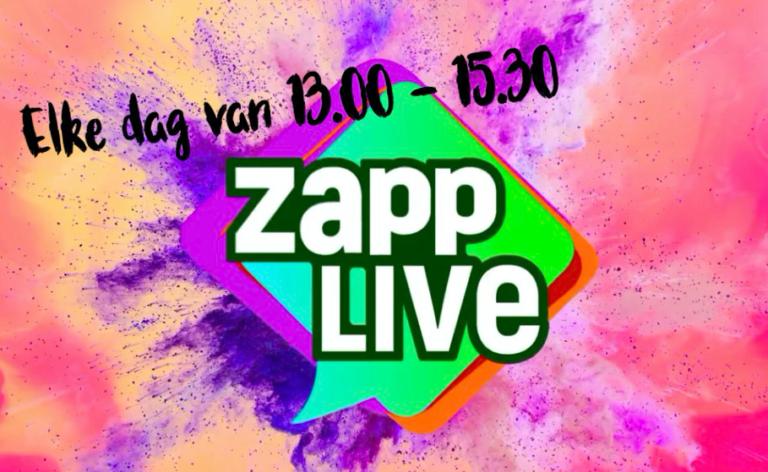 NPO Zapp komt met dagelijkse educatieve show voor kinderen