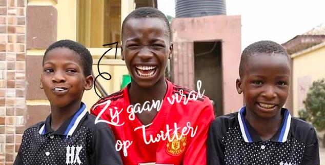 Wow, deze videoclip van vier broertjes maakt hen in één klap wereldberoemd