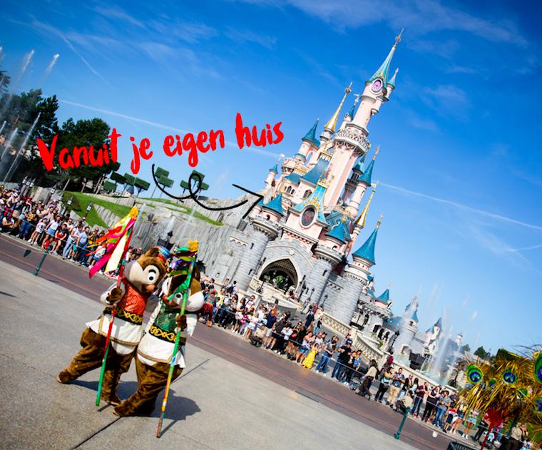 Zo leuk, je kunt nu de ritjes van Disneyland beleven vanuit huis
