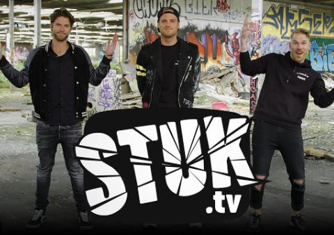 StukTV maakt een nieuwe show speciaal voor de thuisblijvers