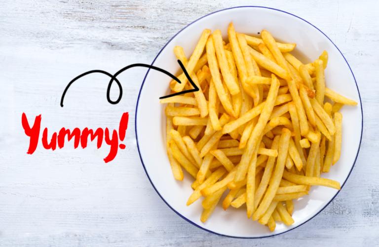 We moeten allemaal meer friet eten en wel hierom